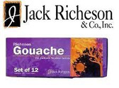 Jack Richeson Gouache Set of 12 - SOLD OUT