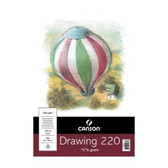 Canson Artist Drawing Pad 220gsm A3 25 sheets - CLEARANCE SALE!! While stocks last