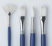Art Spectrum Bristle Filbert Brush - CLEARANCE SALE!! While stocks last