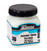 Derivan Matisse - MM7 Polymer Gloss Varnish & Gloss Medium (water-based)