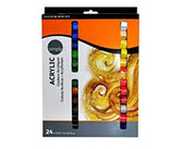 Daler Rowney Simply Acrylic Packs 12ml 24 pack - SOLD OUT