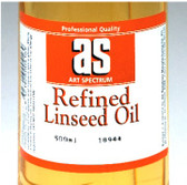 Art Spectrum Refined Linseed Oil - 500ml