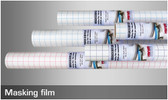 Harder & Steenbeck  - Masking Film roll of 30cmx 4m