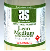 Art Spectrum -  Lean Medium 100ML - CLEARANCE SALE! While stocks last