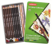 Derwent Colour Collection Tin Set 12