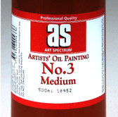 Art Spectrum -  Paint Medium No.3   100ML - CLEARANCE SALE!! While stocks last