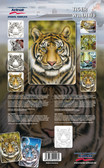 Harder & Steenbeck  - Tiger WildLife Stencil Set