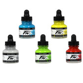 Daler Rowney FW Acrylic Artist Inks 29.5ml - CLEARANCE SALE!! While stocks last