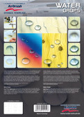 Harder & Steenbeck  - Stencil Water drops