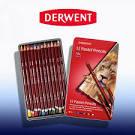 Derwent Pastel Pencils - Tin of 12