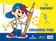 Canson Kids Drawing Pad 262 x 360mm