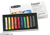 Schmincke Pastell Set 10 mixed colours