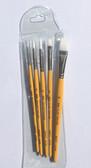 S&S Taklon Starter Brush Set - 5 Piece