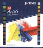Jackson Assorted Soft Pastels 24 Pack