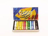Classico Fine Oil Pastels Set of 12 - CLEARANCE SALE!! While stocks last