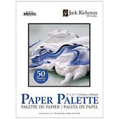 Jack Richeson Disposable Paper Palette - 50 Sheets
