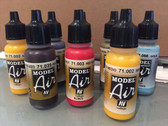Vallejo Model Air Colours - 17ml