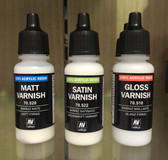 Vallejo Paint Varnish - 17ml