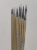 Neef 455 Indian Sable Brushes Round From $3.65 - CLEARANCE SALE!!! While stocks last
