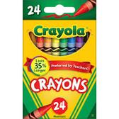 Crayola Crayons 24pk - CLEARANCE SALE!!