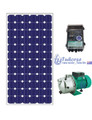 Solar pressure pump package