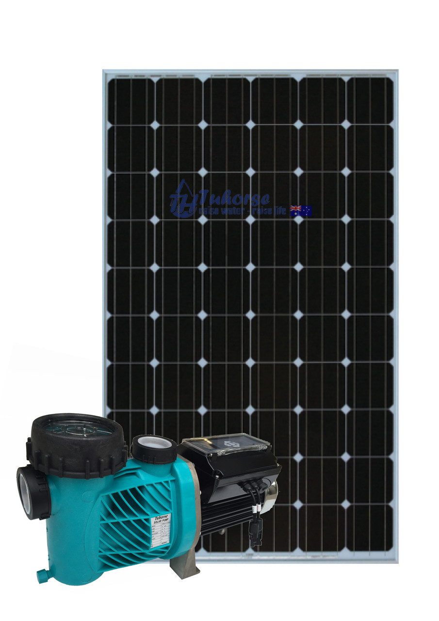 New Tuhorse Pumps Solar Pool Pump With 760w Solar Panels