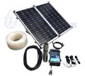 Portable Solar Bore Pump PAckage