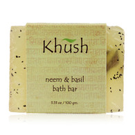 Neem & Basil Bath Bar