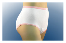 Women's Protective Panty with mesh pocket by INSPIRE