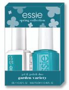 Essie Gel + Lacquer - garden variety gel & enamel duo #904