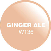 WaveGel Matching S/O Gel & Nail Lacquer - Ginger Ale .5 oz WG136