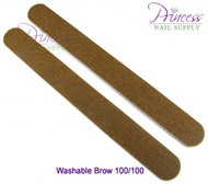 Princess Nail Files, 50 per pack - Washable Brow