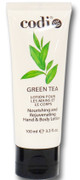 Codi, Hand & Body Lotion, Green Tea 3.3 oz - 100 ml