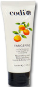 Codi, Hand & Body Lotion, Tangerine 3.3 oz - 100 ml