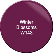 WaveGel Matching S/O Gel & Nail Lacquer - Winter Blossoms .5 oz WG143