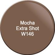 WaveGel Matching S/O Gel & Nail Lacquer - Mocha Extra Shot .5 oz WG146