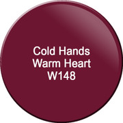 WaveGel Matching S/O Gel & Nail Lacquer - Cold Hands Warm Heart .5 oz WG148