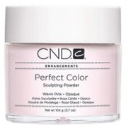 CND Perfect Color Sculpting Powders, Warm Pink Opaque 3.7oz