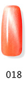 Cateye 3D Gel Polish .5oz - Color #018