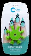 20% off Chisel Nail Art - Rocket Edger Green - 9E