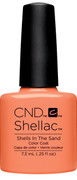 30% Off SHELLAC UV Color Coat - Rhythm & Heat Collection - SHELLS IN THE SAND .25oz #91588