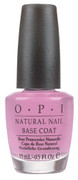 OPI Natural Nail Base Coat: Extended-Wear Formula .5 oz