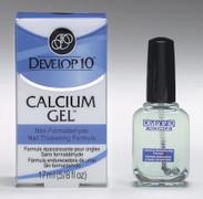 Develop 10 Calcium Gel - Nail Thickening Formula 5/8 oz