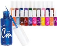 CM Nail Art .33 oz, 66 Colors
