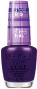 OPI Top Coat, Don't Violet Me Down
