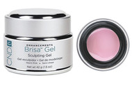 CND Brisa Sculpting Gels, Warm Pink Semi sheer 1.5oz