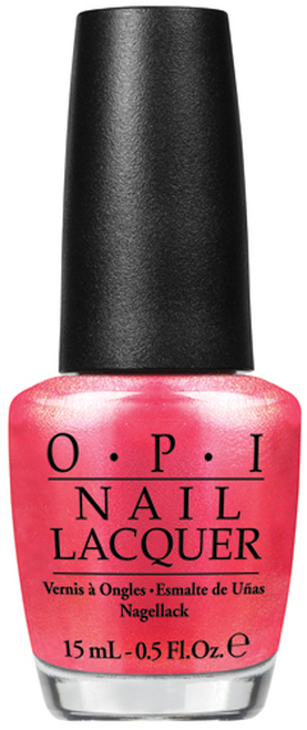 OPI - Brights - Can't Hear Myself Pink! 0.5 oz - NLA72