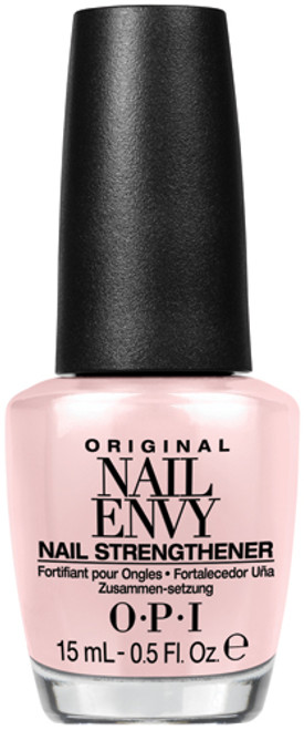 OPI Nail Envy Strength in Color - BUBBLE BATH .5 oz NT 222