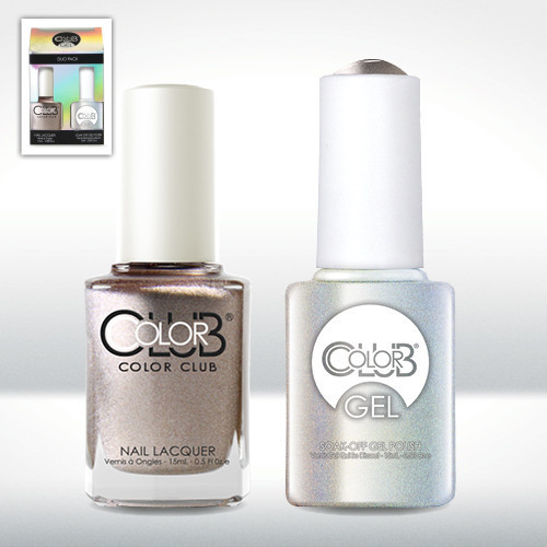 Color Club Gel Duo Pack, ANTIQUATED GEL928