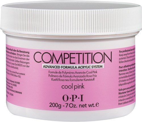 Competition Powders, Cool Pink 7.05oz